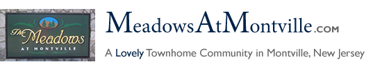 The Meadows at Montville in Montville NJ Morris County Montville New Jersey MLS Search Real Estate Listings Homes For Sale Townhomes Townhouse Condos   The Meadows   Meadows Montville Townhomes